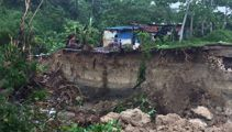 Outlying islands in Vanuatu copped the worst of Cyclone Donna