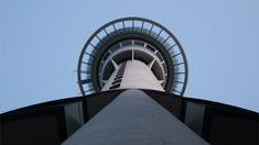 Firefighters' Sky Tower climb raises $1.2m