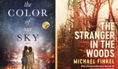 Joan's Picks: The Colour of Our Sky, The Stranger in the Woods