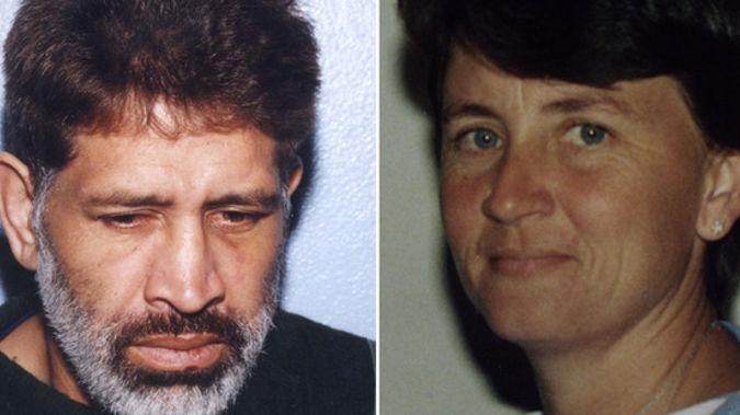 Malcolm Rewa. Right, Susan Burdett. Photo / NZ Herald file