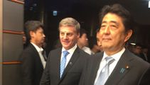 The Soap Box: Bill English's light relief in Japan