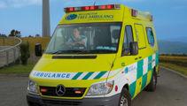 Diana Crossan: Wellington Free Ambulance