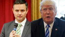 Little slaps down Greens' Trump Hitler comparison, calls for perspective