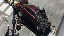 One dead after car ploughs into Times Square