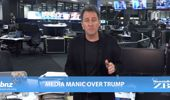 Mike's Minute: Media manic over Trump