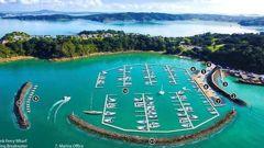 Controversial new Waiheke marina approved
