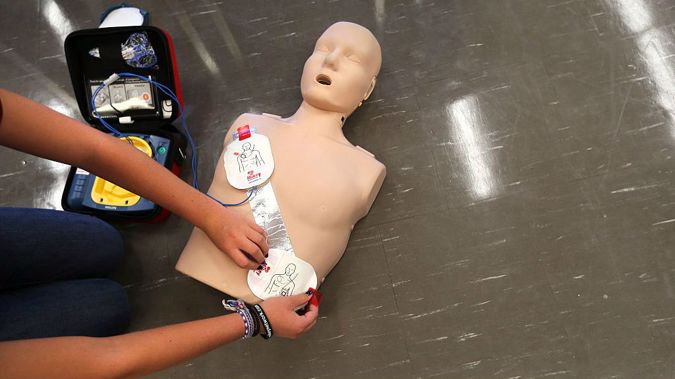 A coroner's call for more first aid education in schools has the backing of ambulance charity St John. (Getty)