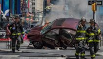Driver in Times Square rampage 'smoked PCP-laced pot'