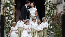 Pippa Middleton ties the knot with James Matthews
