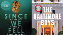 Joan's picks: The Baltimore Boys, Since We Fell
