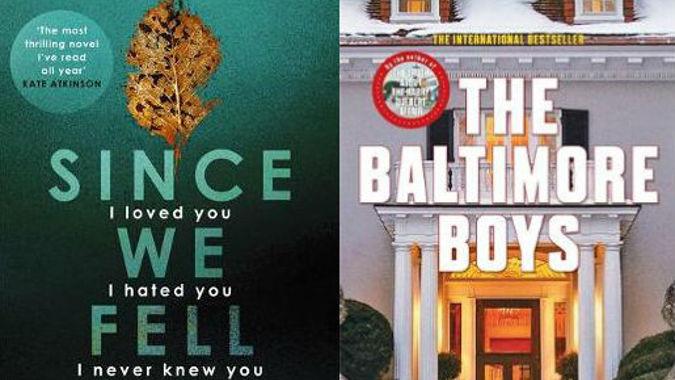 Joan's picks: The Baltimore Boys, Since We Fell