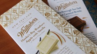Whittaker's wins most-trusted brand for sixth year in a row