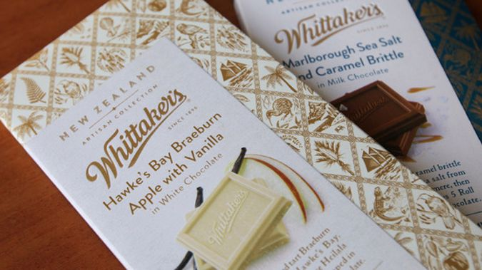 Whittaker's found to be most trusted New Zealand brand (Duncan Brown).