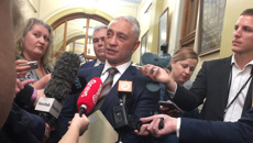 Alfred Ngaro fronts media following controversial comments