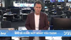 Mike's Minute: Water issue not what you think