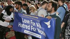 Vincent McAviney: A sense of unity at Manchester attack vigil