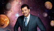 Renowned astrophysicist Neil DeGrasse Tyson speaks with Mike Hosking