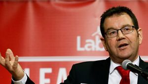 Labour Finance Spokesperson Grant Robertson (Getty Images)