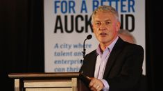 Budget doesn't do enough for Auckland, says Goff