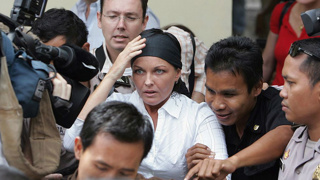 Nadine Higgins: Fat chance of Schapelle Corby getting privacy