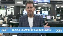 Mike's Minute: Classic example of Labour's woes