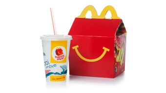 McDonald's under fire for offering 'girls toys' and 'boys toys' with Happy Meals