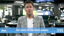 Mike's Minute: My hero of the week