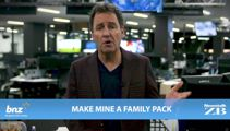 Mike's Minute: Make mine a family pack