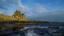 Mike Yardley: Fairytale Castle Stays in Scotland