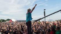 Terror threat halts German music festival