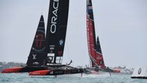 Live: Louis Vuitton America's Cup qualifiers - day 8