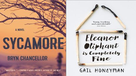 Joan's Picks: Sycamore, Eleanor Oliphant Is Completely Fine