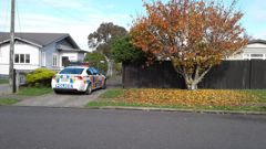 Police are investigating after a man and woman were found dead at a Jellicoe St property in Waipukurau on Saturday. (Rachel Wise)