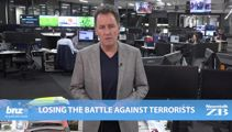 Mike's Minute: Losing the battle against terrorists