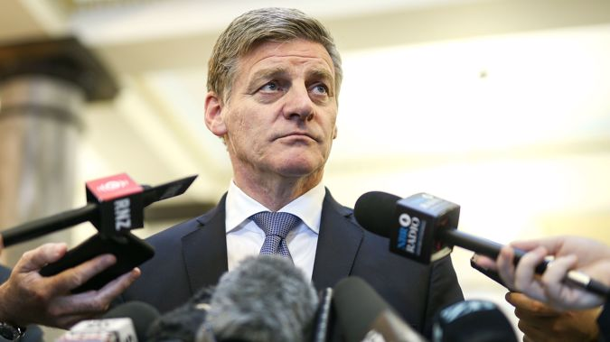 Prime Minister Bill English (Photo/Getty Images).