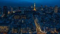 Mike Yardley: Tokyo's Heights & Sights