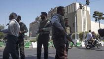 Iranian military blames Saudis after 12 killed in Tehran terrorist attack