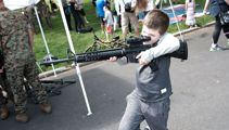 Rachel Smalley: Could exposing kids to guns be a good thing?