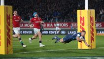 The Blues' famous victory over the Lions