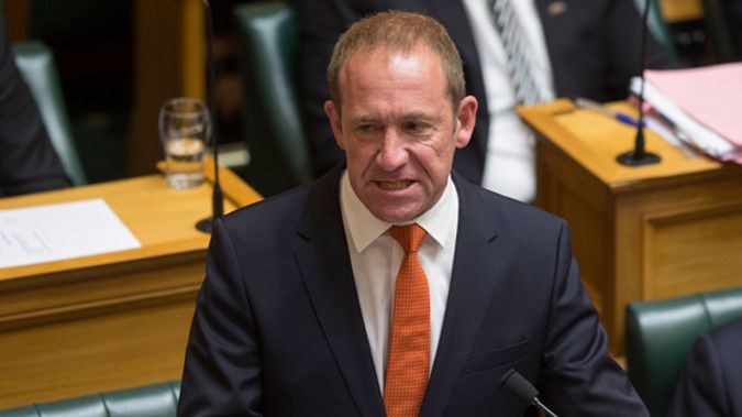 Andrew Little said at first glance of the Bill he thinks he'll support it (Newspix).