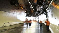 Auckland's Waterview tunnel set to open next month
