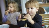 Some child care centres are failing to feed children healthy food. (Photo \ Getty Images)