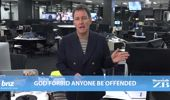 Mike's Minute: God forbid anyone be offended