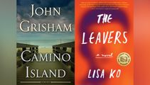 Catherine Raynes: Camino Island, The Leavers
