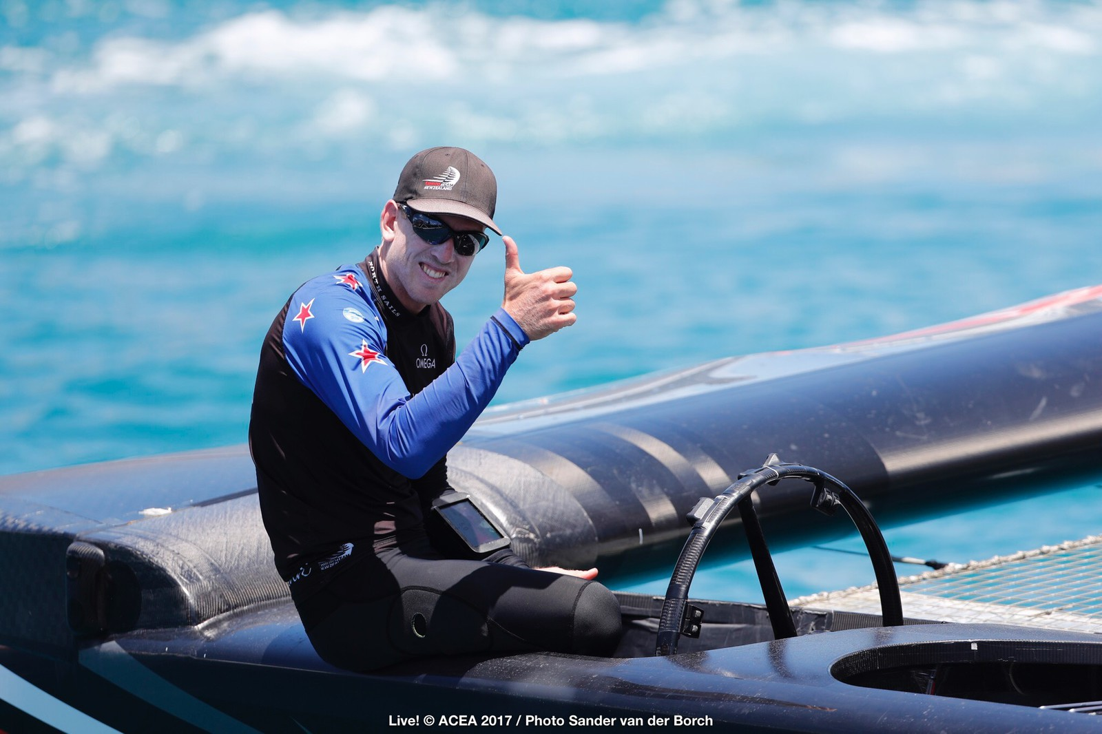 New Zealand beats Oracle for fourth time in America's Cup