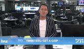 Mike's Minute: Tweeters: Get a grip