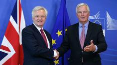 Matthew Goodwin: Brexit talks begin in Brussels