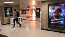 Suspected suicide bomber shot at Brussels train station