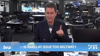 Mike's Minute: Is Barclay issue too beltway?
