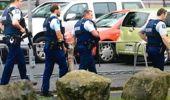 Police are at Dunedin High School. (Photo \ Craig Baxter)